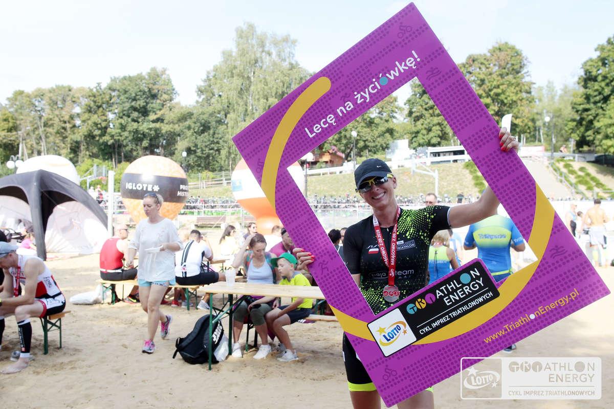 Wielki finał cyklu LOTTO Triathlon Energy już 25 sierpnia w Mrągowie.  - full image