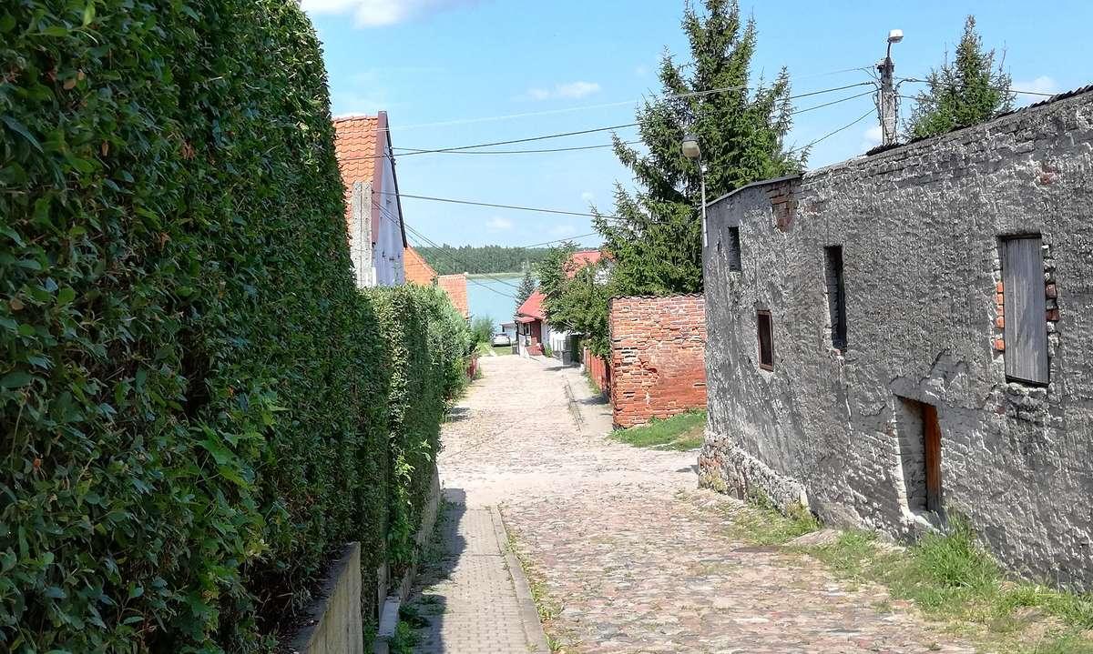 Pasymska uliczka - full image