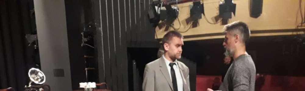 Teatr żyje teraz tylko premierą