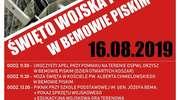 Święto Wojska Polskiego w Bemowie Piskim