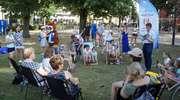 Spotkanie z Kubusiem Puchatkiem w mławskim parku