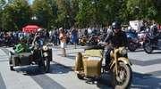 W Olecku trwa rajd motocykli zabytkowych