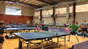 Niezwykły turniej w górowskiej Grand Prix w tenisie stołowym [ZOBACZ ZDJĘCIA]
