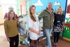 Poprawi się komfort pacjentów szpitala dziecięcego w Olsztynie
