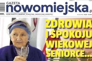"""W piątek, 16 sierpnia, nowy numer """"Gazety Nowomiejskiej"""""""
