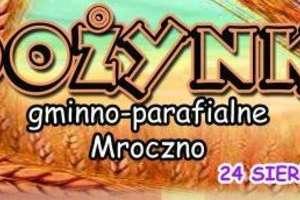 Dożynki gminy Grodziczno w Mrocznie połączone z parafialnym świętem plonów