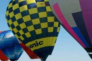 Kolorowe balony opanują niebo nad regionem