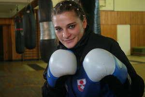 Sandra Kruk na ME w boksie