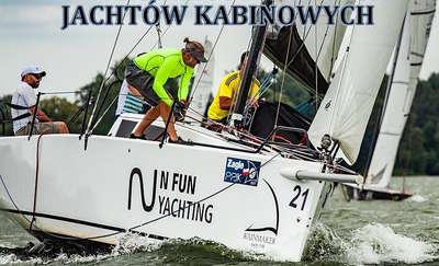 Mistrzostwa Polski Jachtów Kabinowych na Niegocinie