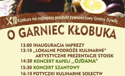 """Konkurs kulinarny """"O Garniec Kłobuka"""""""