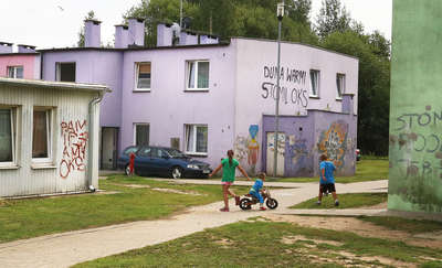 Mieszkańcy jednej z ulic Olsztyna: przez pijaków i narkomanów w tym miejscu nie da się żyć