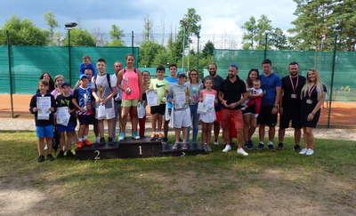 Ale Dobry Turniej, czyli ADT Junior Cup i rywalizacja młodych tenisistów