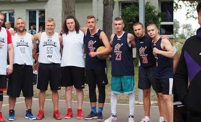 Turniej Streetballa w Wyszynach