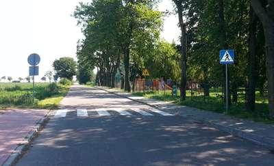 Trwa kontrola dróg przy szkołach