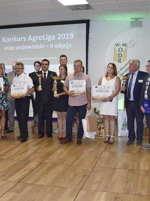 Rozstrzygnięcie konkursu AgroLiga 2019 w województwie warmińsko-mazurskim