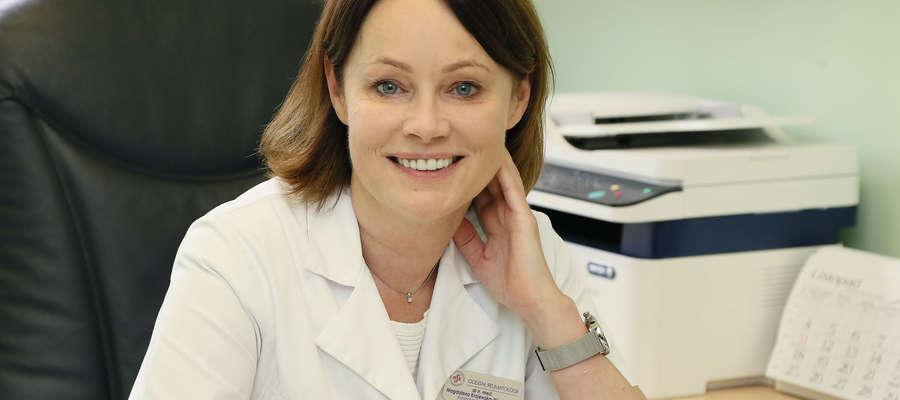 dr n. med. Magdalena Krajewska-Włodarczyk