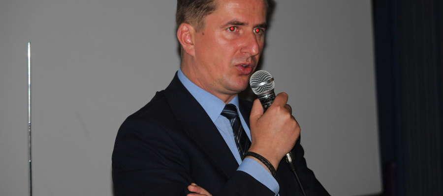 Wiceminister rolnictwa Rafał Romanowski starał się podnosić świadomość hodowców w sprawie bioasekuracji