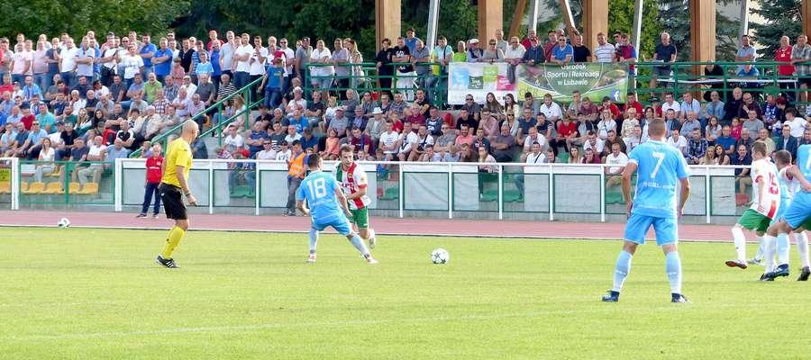 Rok temu w Lubawie górą był Motor (2:1), a wiosenny rewanż wygrał Jeziorak (2:0)