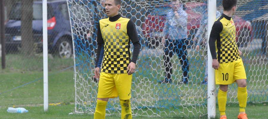 Defensor Boruty Łukasz Jończak