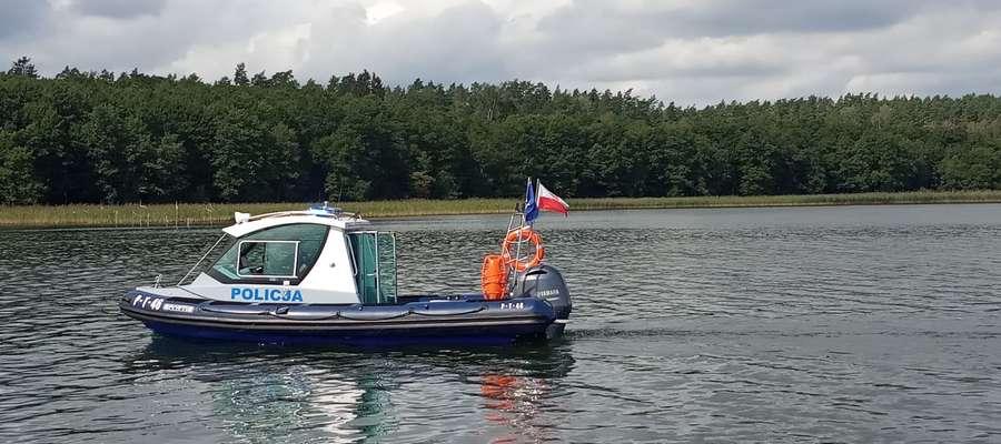 19 sierpnia wznowiono poszukiwania nad jeziorem Kisajno