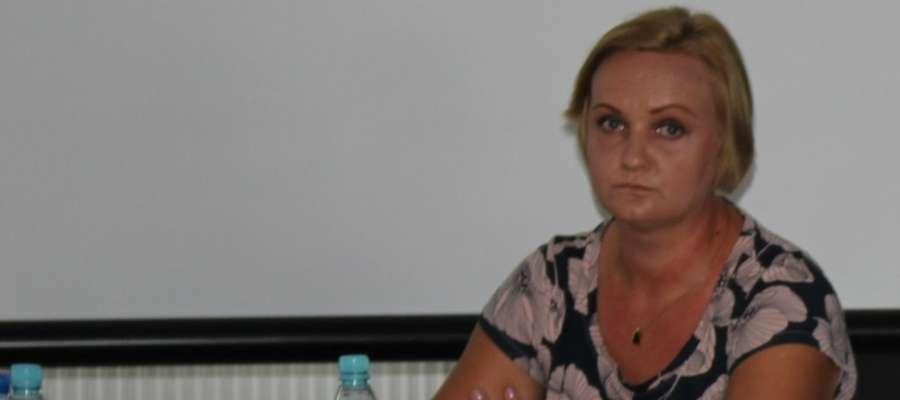 Podczas sesji 12 sierpnia radni poznali nową kierownik gminnego GOPS