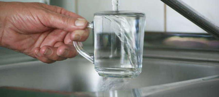 W naszym powiecie nie możemy narzekać na jakość wody