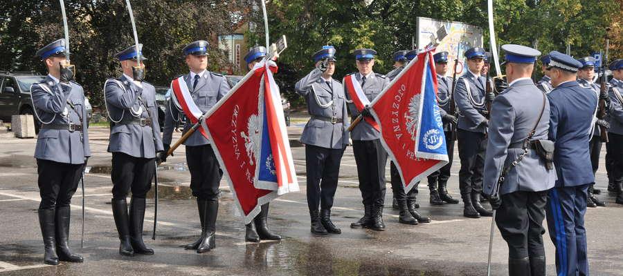 W powiecie mrągowskim na co dzień służbę pełni ponad 100 policjantów
