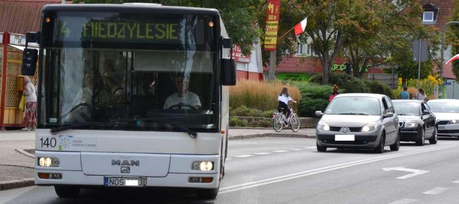We wrześniu autobusy komunikacji miejskiej mogą nie dojechać do Międzylesia
