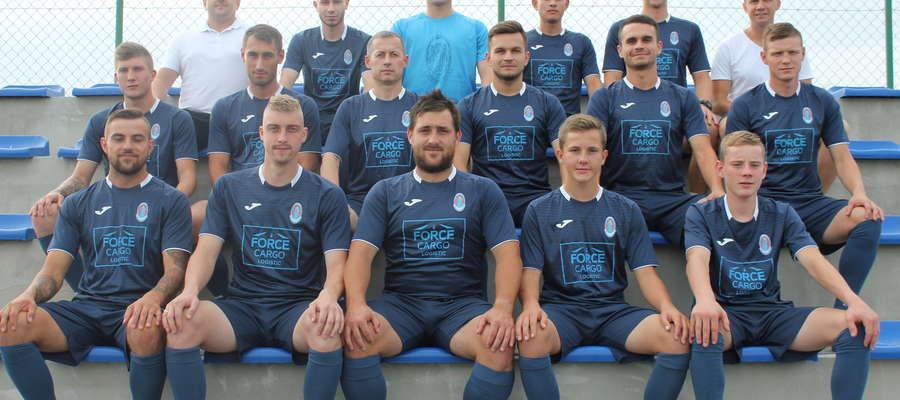 Błękitni Pasym w sezonie 2019/20