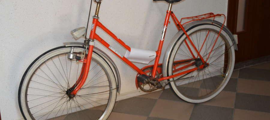 Rower czeka na swojego właściciela