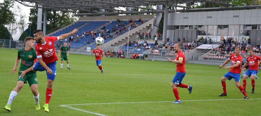Sokół wywalczył pierwsze trzy punkty w sezonie 2019/2020