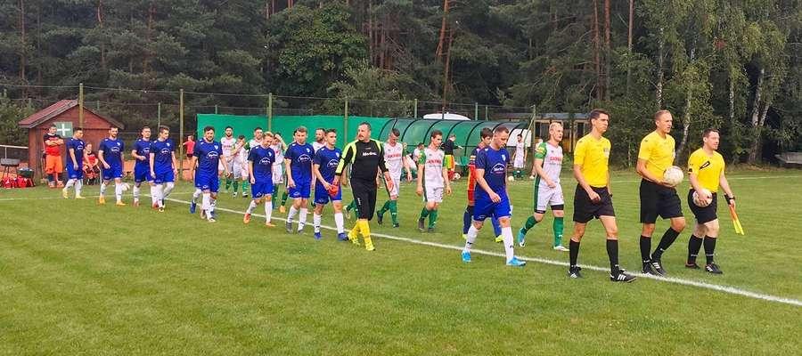 Tęcza Miłomłyn pokonała na wyjeździe GKS Stawiguda