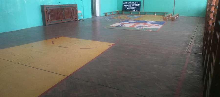 Sala gimnastyczna w Szkole Podstawowej nr 3 już niedługo zmieni swoje oblicze