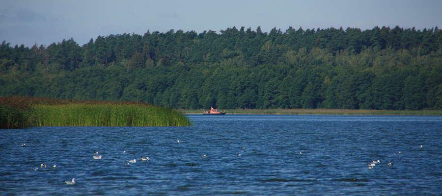Akcja poszukiwawcza po wypadku z udziałem Piotra Woźniaka-Staraka na jeziorze Kisajno trwała kilka dni