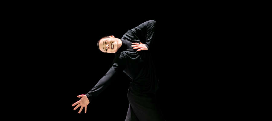 Kasia Leszek z Iławy w trakcie tańca — swojej pasji, miłości i radości z życia