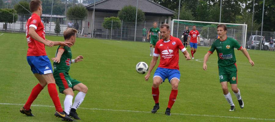 Piłkarze Sokoła w sobotę powalczą o trzecie ligowe zwycięstwo