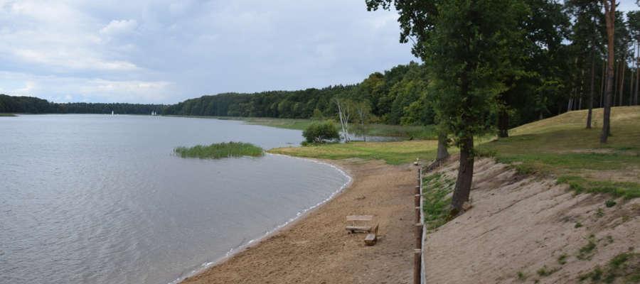 Nowa plaża w Kwirach