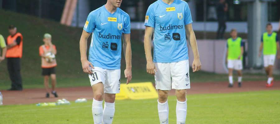 Maciej Pałaszewski i Grzegorz Lech