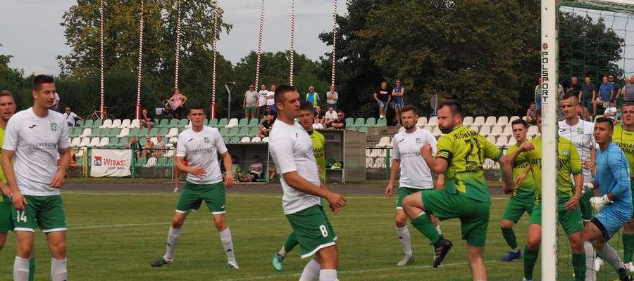 Piłkarze Mławianki w dwóch meczach strzelili 16 bramek