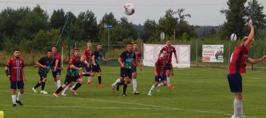 Na początek sezonu LKS Tyrowo strzelił aż dziewięć goli