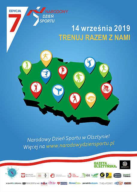 Narodowy Dzień Sportu w Olsztynie  - full image