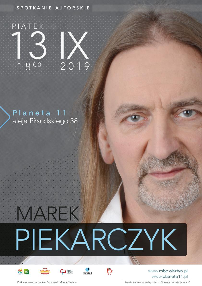 Piosenka potrzebuje tekstu. Marek Piekarczyk gościem Planety 11