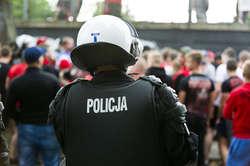 Policjant - zdjęcie ilustracyjne
