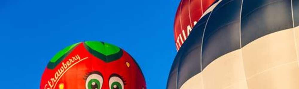 II Fiesta Balonowa Iława 2019. Wiemy skąd i gdzie polecą balony po naszym niebie