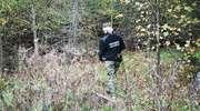 Grzybiarz z gm. Górowo Iławeckie odnaleziony w przygranicznym lesie