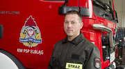 Nowy strażak gotowy do służby