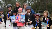 Trwają Towarzyskie Zawody Skokowe w Napiwodzie