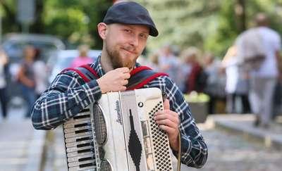 Muzyka powojennej Warszawy