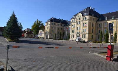 W piątek, sobotę i niedzielę nie zaparkujemy pod starostwem w Ostródzie