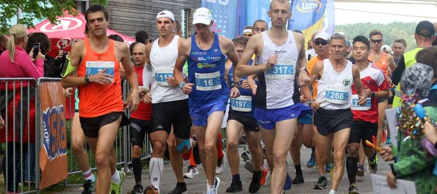 Wczorajszy Ukiel Półmaraton był zakończeniem sportowego lata w CRS Ukiel